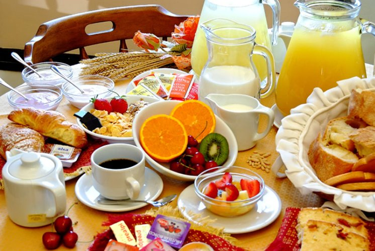 Buffet Breakfast 6 of 16