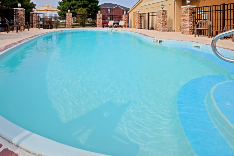 Outdoor Swimming Pool -Open May Through September 12 of 13