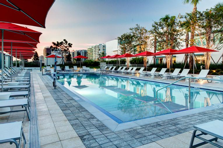 Residence Inn Miami Beach Surfside 1 of 8