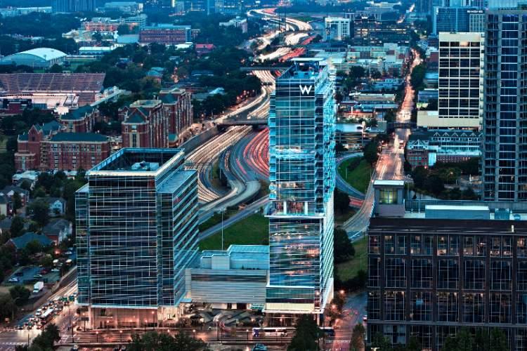 Hotel W Atlanta Downtown - resco.next 2017 Atlanta