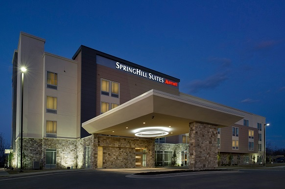 Springhill Suites by Marriott Bridgeportclarksburg 1 of 12