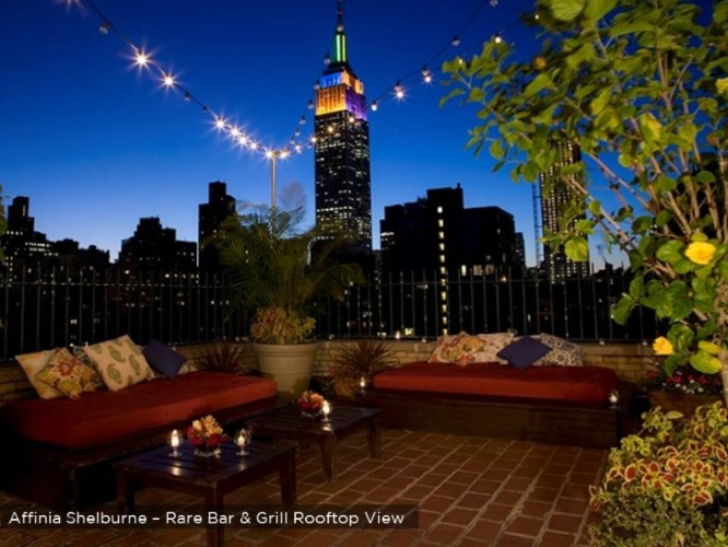 Roof Top Bar & Lounge 7 of 8