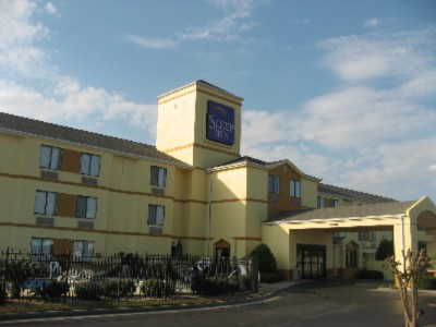 Sleep Inn South 1 of 9