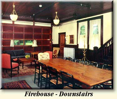 The Historic Town Firehouse -Subject Of A Rockwell Painting -Is Located On Our Campus And Repurposed As A Luxury Suite With A Space For Meetings Or Meals. 4 of 16