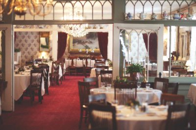 The Elegant Main Dining Room Serves Three Meals A Day. 5 of 16