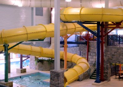 Large 3 Story Tube Slides 3 of 23