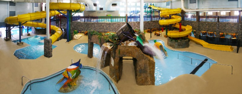 Indoor Waterpark 4 of 23