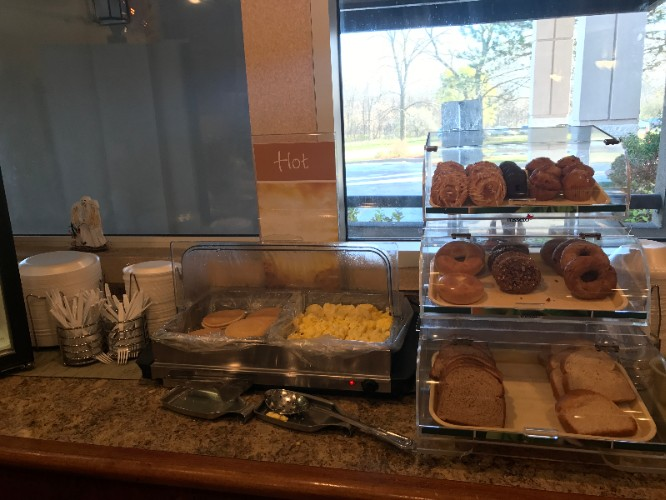 Hot And Healthy Breakfast Buffet Served Daily 6-10am 12 of 21
