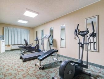 Break A Sweat In Our Fully Equipped Fitness Center 13 of 17