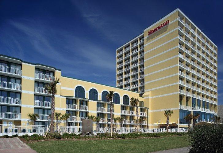 sheraton virginia beach 1 of 5 2 of 5 oceanfront - Virginia Beach Suites Oceanfront 2 Bedroom