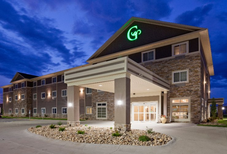 Grandstay Hotel Suites Valley City 271 Wintershow Rd Sw Nd 58072