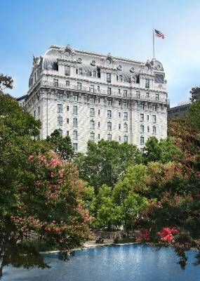 Willard Intercontinental Washington D.c. Hotel Exterior