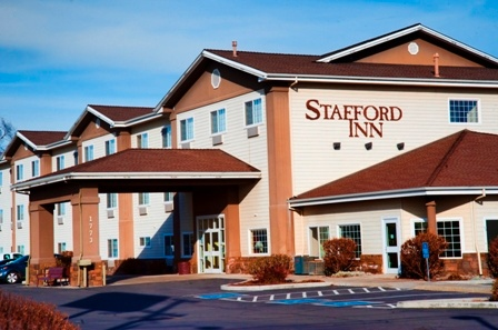 Outside View Of Stafford Inn 2 of 9