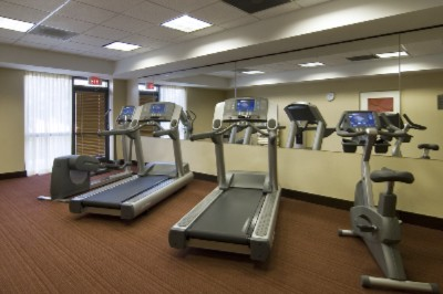 Fitness Center W/ Tv And Radio On Each Machine 9 of 10