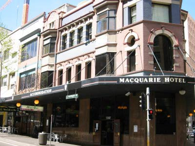 Macquarie Boutique Hotel 1 of 3
