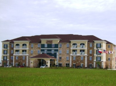 Image of Comfort Suites Central