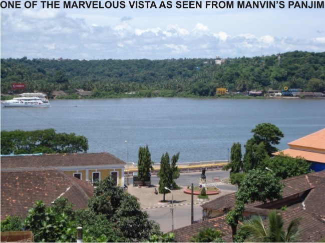 View Of River Mandovi From Manvins 8 of 10