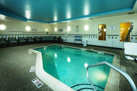 Indoor Heated Pool 8 of 18