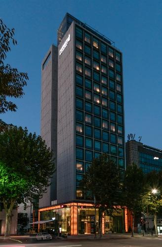 Hotel Cuccino 155 Bongeunsa Ro Gangnam Gu Seoul 06122