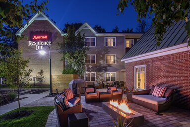 Residence Inn by Marriott Hanover / Lebanon 1 of 5