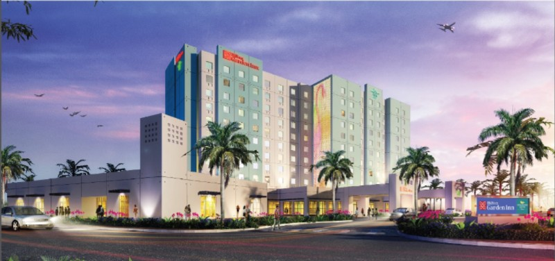 Hilton Garden Inn Miami Dolphin Mall 1695 Nw 111th Ave Fl 33172