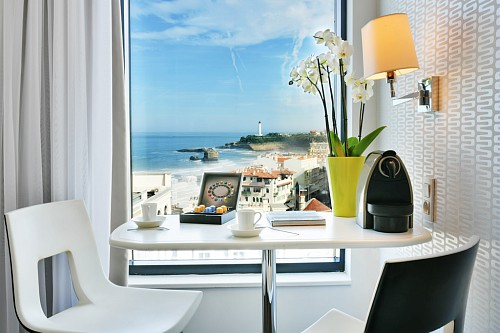 Meeting Room Mercure Le President Biarritz 11 of 13