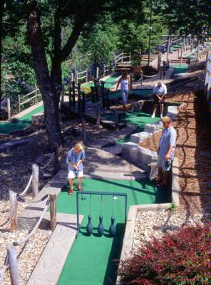 18-Hole Mini Golf 16 of 16