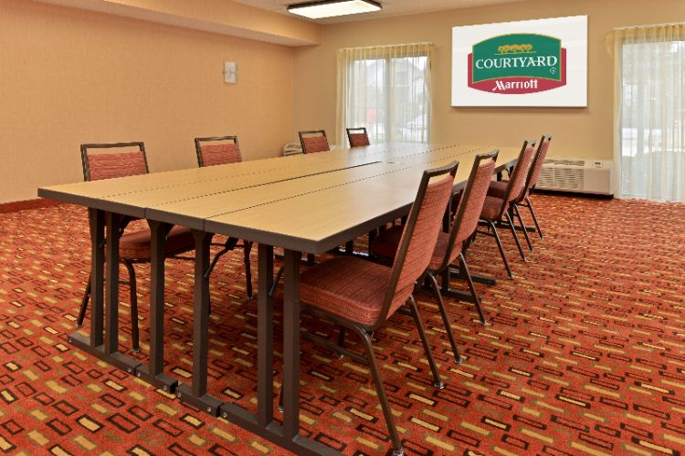One Of Two 650 Sq. Ft. Meeting Rooms 18 of 19