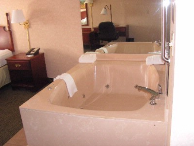 King Bed With Jacuzzi Available 9 of 9