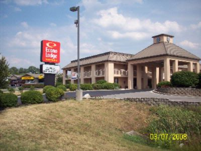 Econo Lodge Inn & Suites Knoxville East 1 of 9