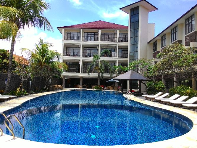 Best Western Resort Kuta 3 of 31