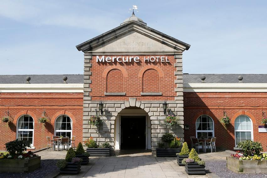 Mercure Haydock Hotel (Newly Refurbished) 1 of 16