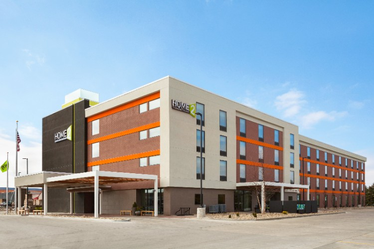 Home2 Suites By Hilton Champaign/urbana -Exterior 3 of 25