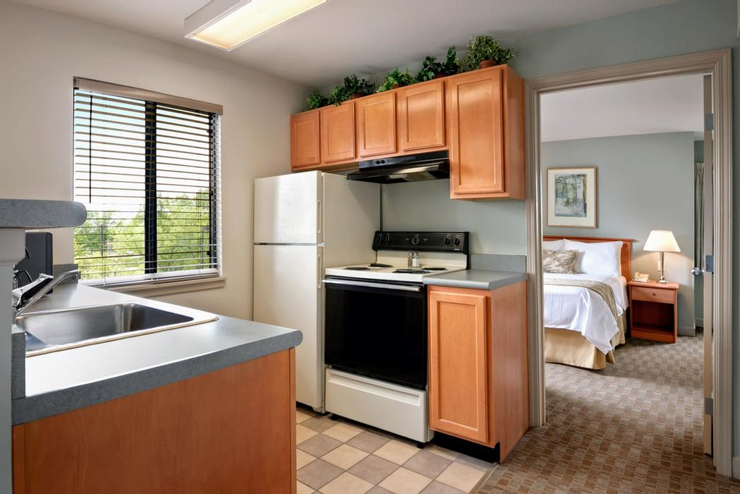 Two Room; One Bedroom Apartment Suite *kitchen / Bedroom 10 of 11
