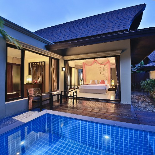 Plunge Pool Villa Exterior 13 of 16
