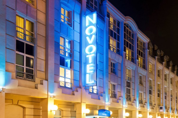 Novotel Lille Centre Grand Place 1 of 10