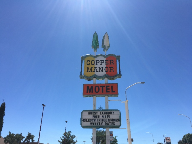 Copper Manor Motel 1 of 30