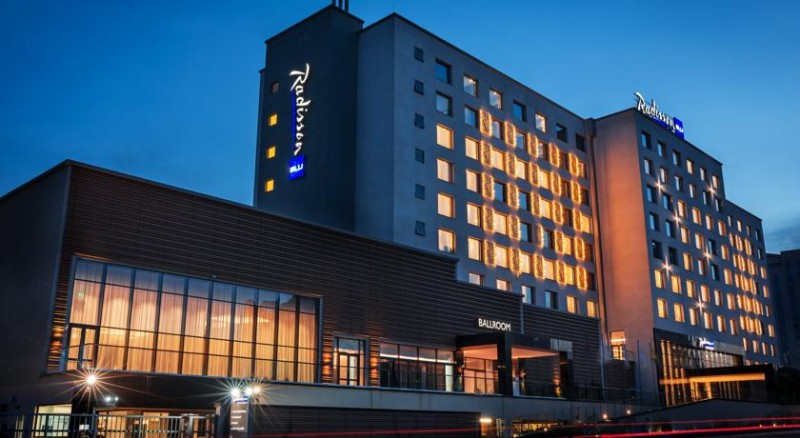 Radisson Blu Hotel Nairobi Elgon Rd Upper Hill 00100