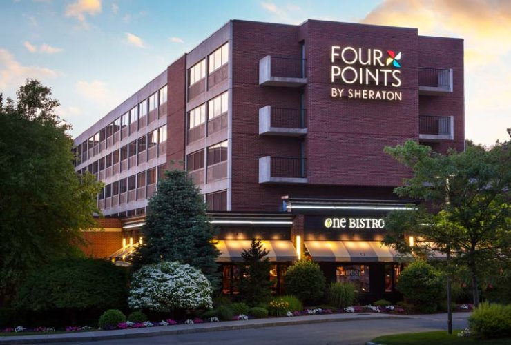 The Four Points by Sheraton Norwood 1 of 17
