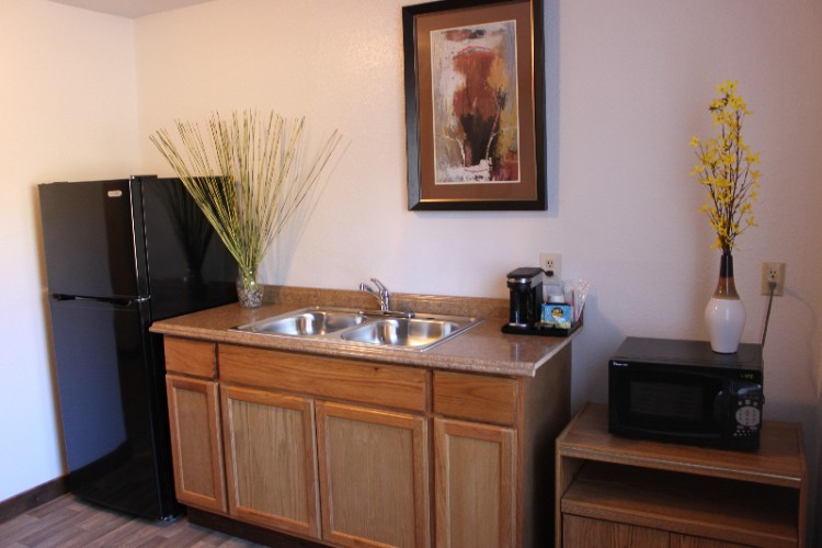 Kitchenette Of One Bedroom Suite 11 of 11