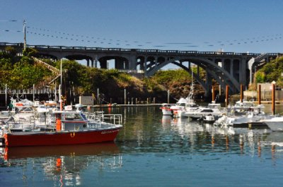 World\'s Smallest Navigable Harbor 6 of 9