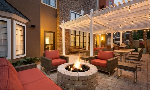 Outdoor Patio & Fire Pit 7 of 14