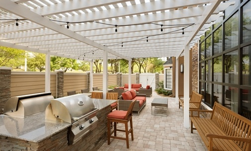 Outdoor Grills & Patio Area 8 of 14