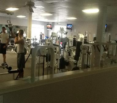 Free Gym Facilities 8 of 8