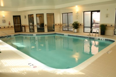 Relax With A Splash In Our Heated Indoor Pool Or Catch A Few Rays On Our Outdoor Patio. 7 of 8