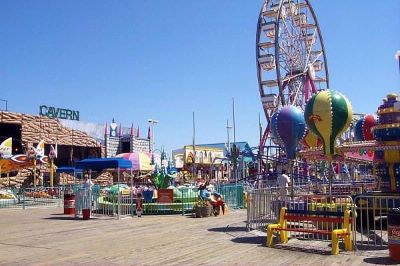 Seaside Heights Boardwalk 11 of 22
