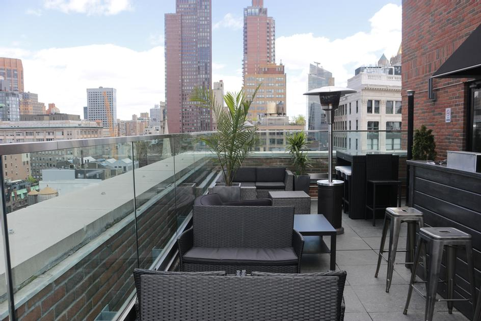 Roof Top Terrace 8 of 26