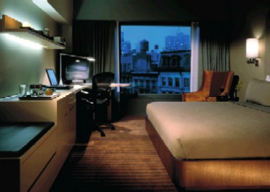 the roxy hotel tribeca 1 of 8 all rooms have one king bed - Tribeca Bedroom Set
