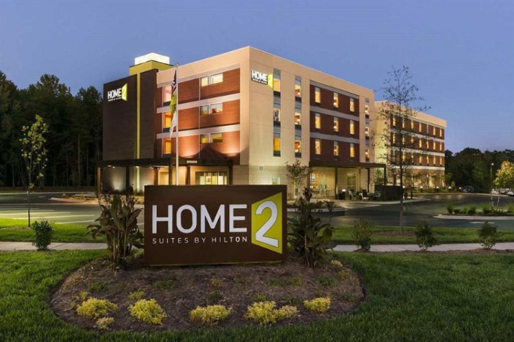 Home2 Suites by Hilton Gillette Wy 1 of 3