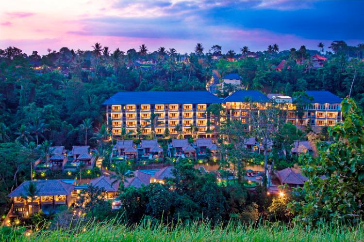 The Lokha Ubud Resorts Villa & Spa 1 of 14